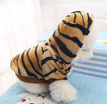 Tiger Doggy Hoodie