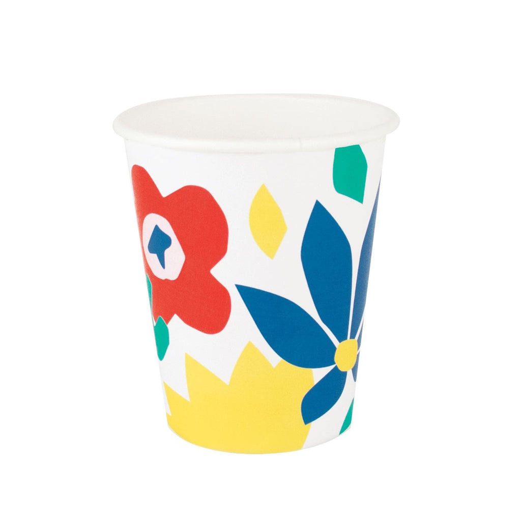Vaso con Flores - 8 pzas Vasos My Little Day