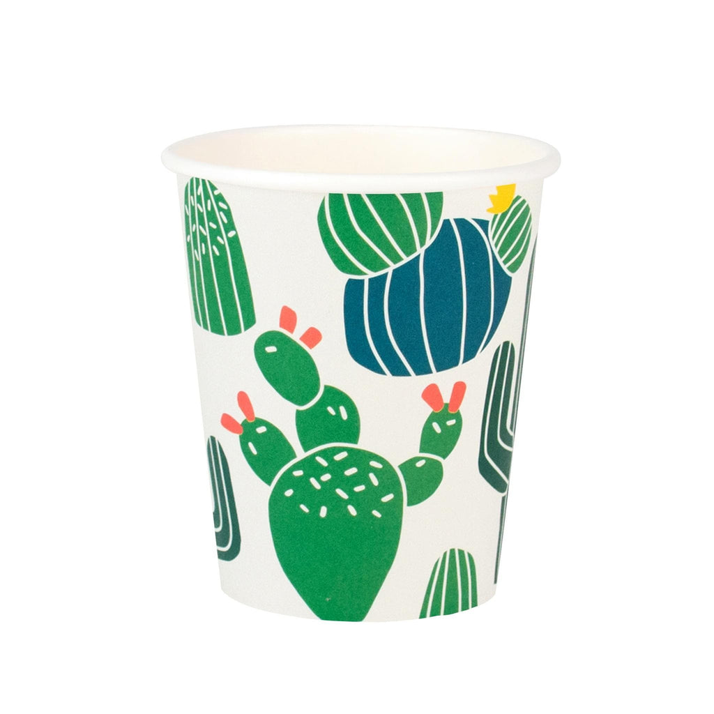 Vaso de Cactus - 8 pzas Vasos My Little Day