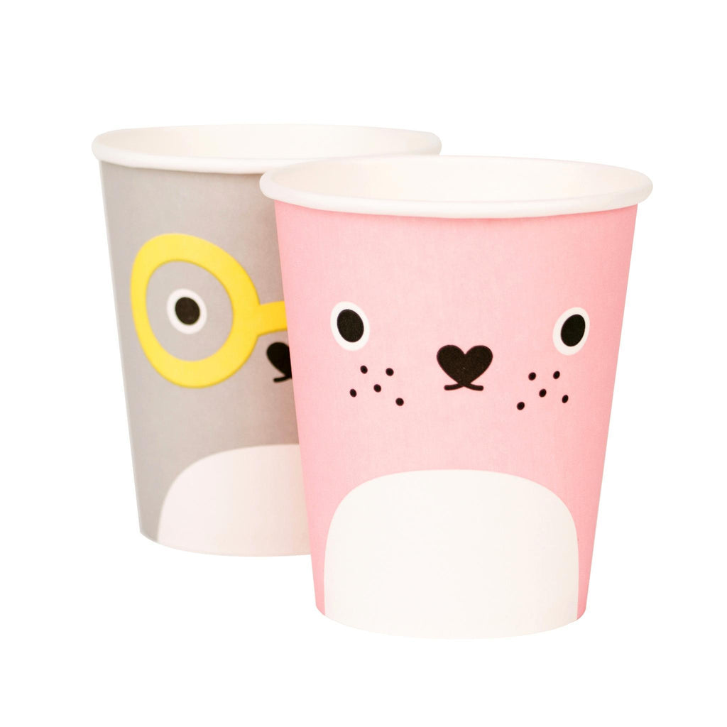 Vaso Noodoll- 8 pzas Vasos My Little Day