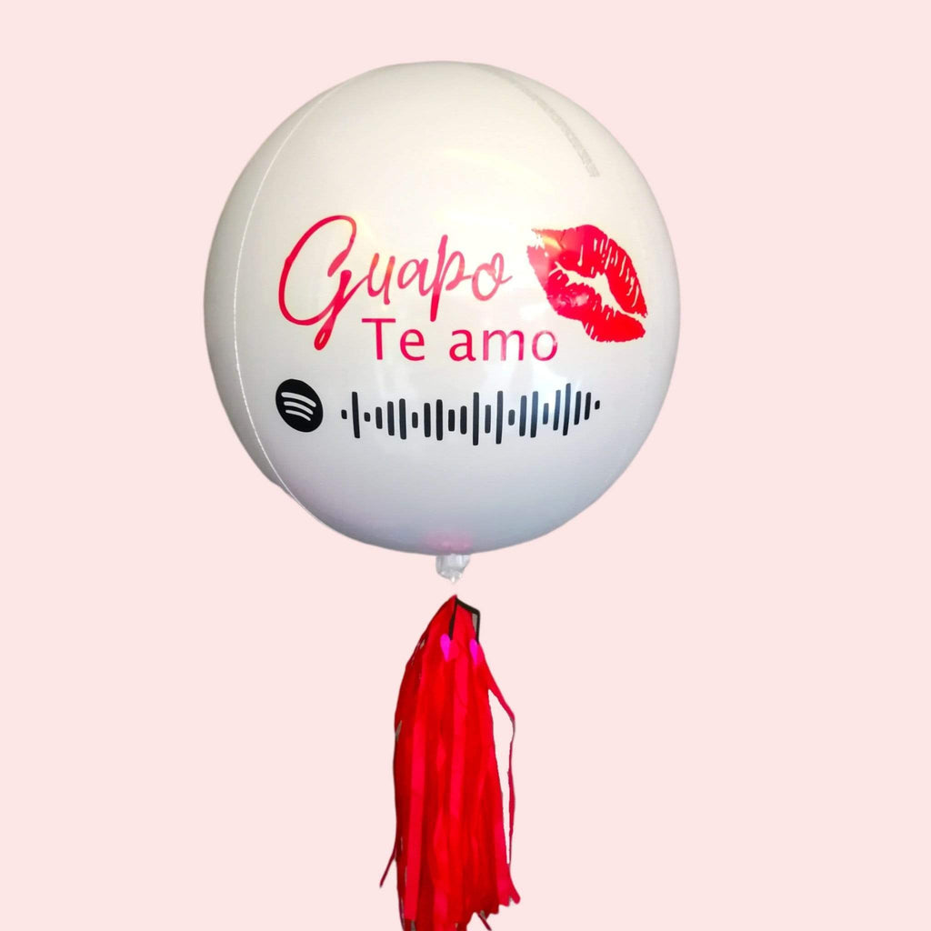 Globo Personalizado Spotify - 1 pza Globos PARTY ART