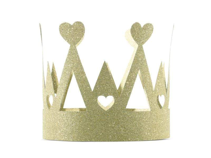 Crown Sweet Love, gold.