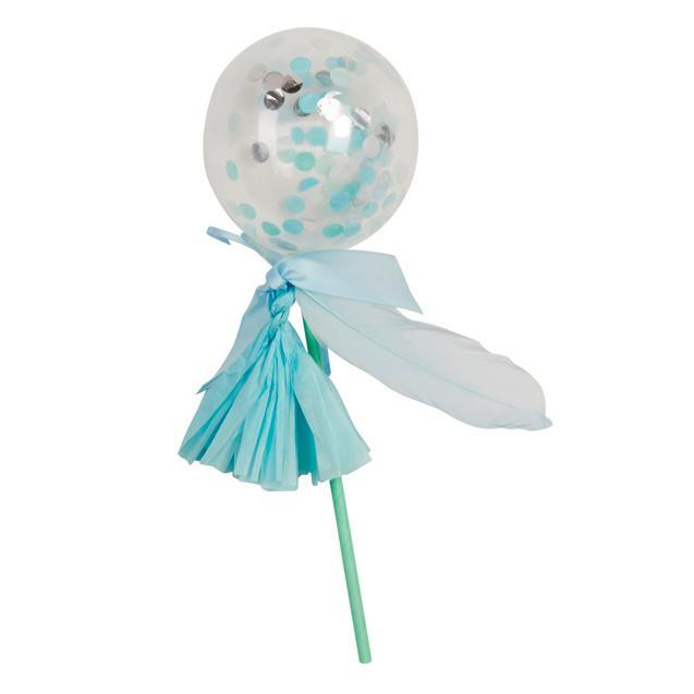 Globo Decorado Fancy Pop Sweet Dreams - 1 Pza Globos Poppies for Grace