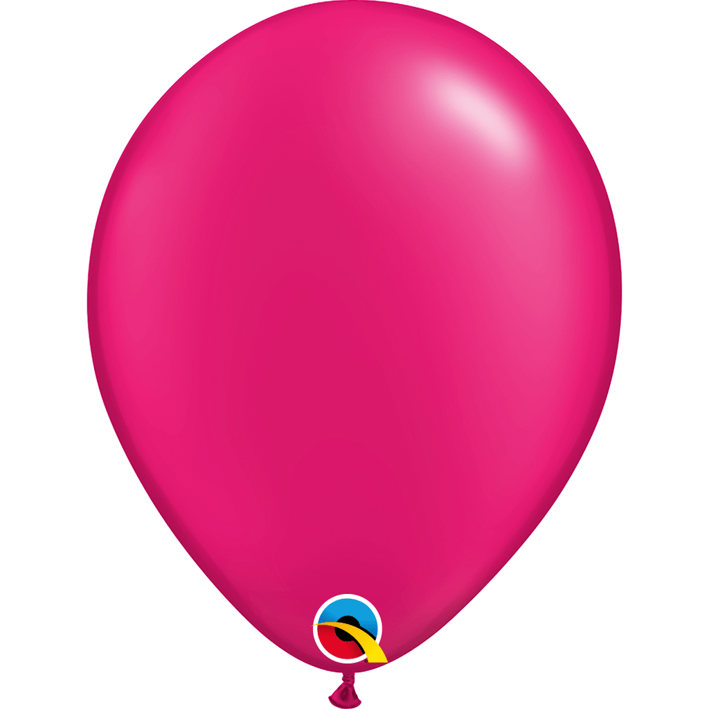 "Qualatex Globos 11"" Globo Latex Magenta Joya - 1 pzas"