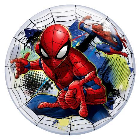 Burbuja Sencilla Marvel's Spider-Man - 1 pza Globos Qualatex