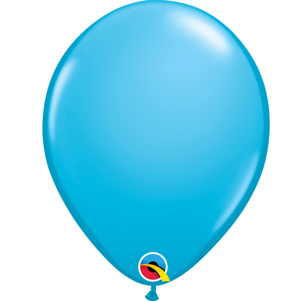 "Globo Latex 11"" Azul Robin- 1 pzas Globos Qualatex"