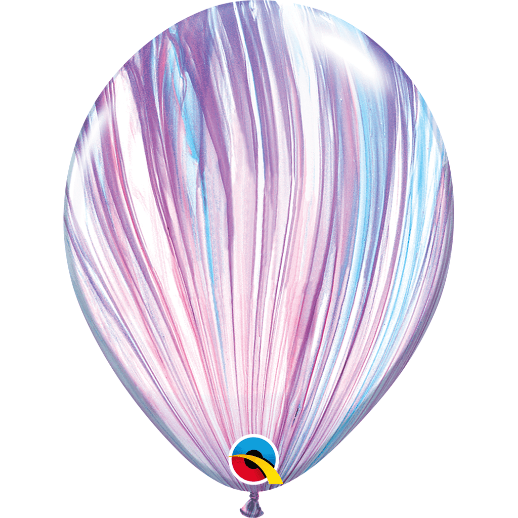 "Globo Latex 11"" Agatha Fashion - 1 pza Globos Qualatex"