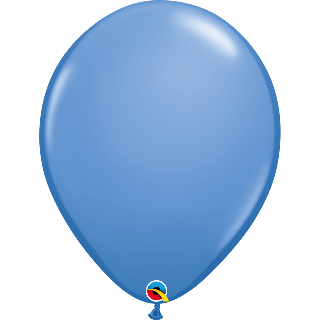"Globo Latex 11"" Azul Lavanda - 1 pza Globos Qualatex"