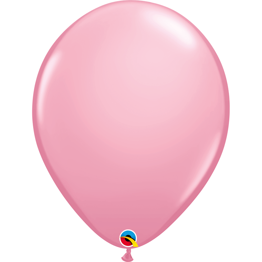 "Globo Latex 11"" Rosa - 1 pza Globos Qualatex"