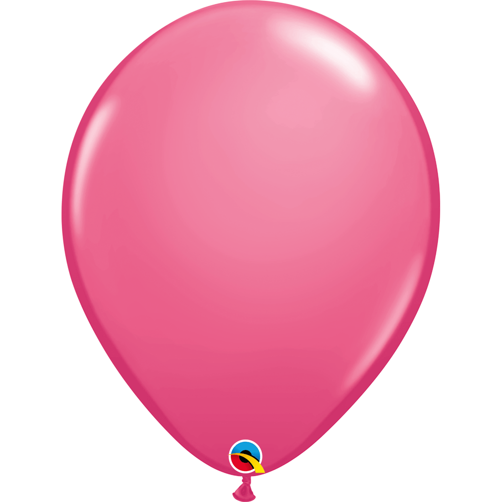 "Globo Latex 16"" Rosa Mexicano - 1 pza Globos Qualatex"
