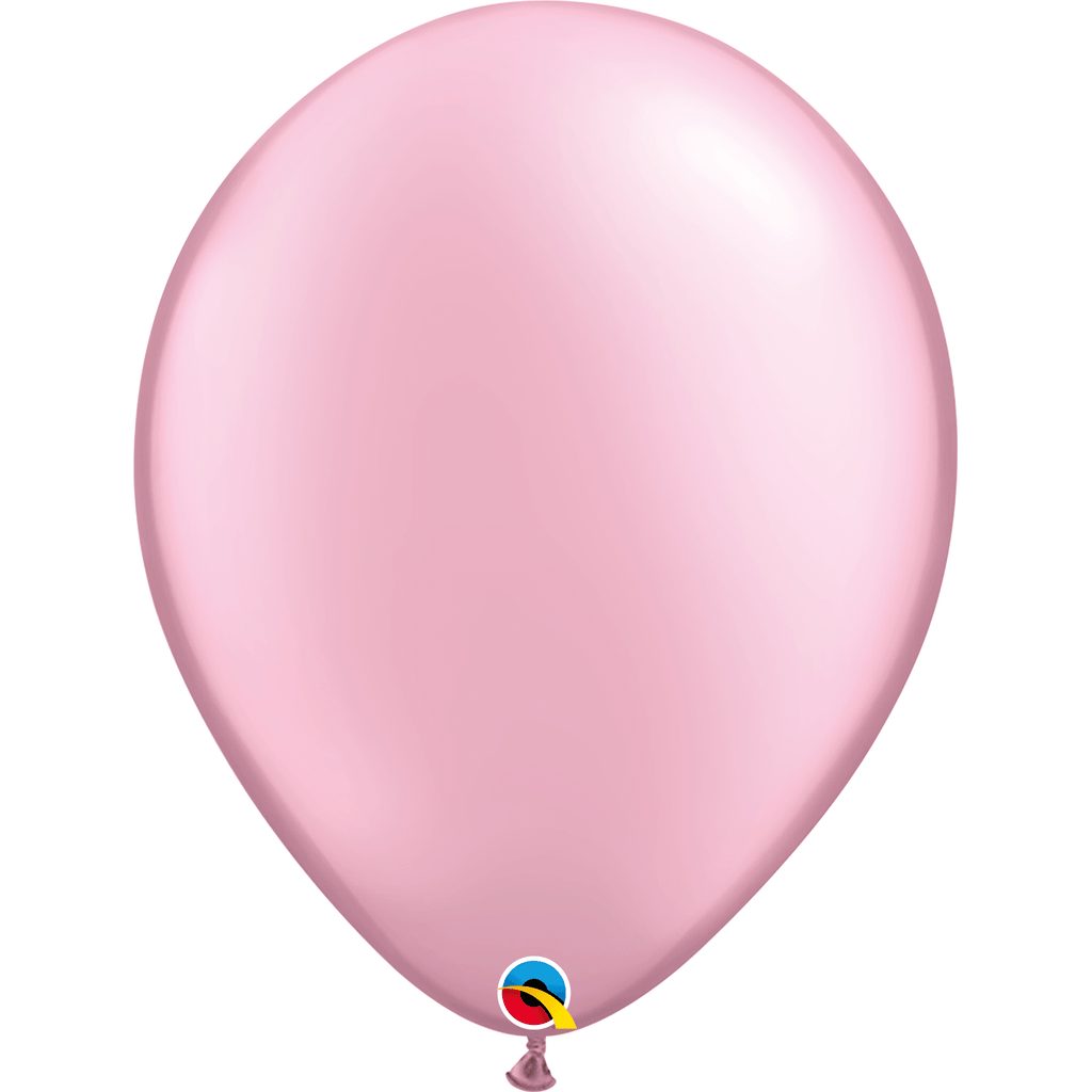 "Globo Latex 5"" Rosa Nacarado - 1 pza Globos Qualatex"