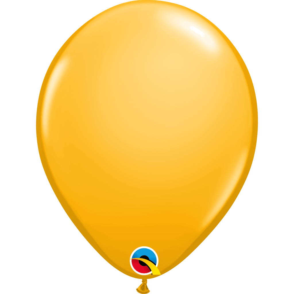 "Qualatex Globos Globo Latex del 11"" Amarillo Primavera - 1 pzas"