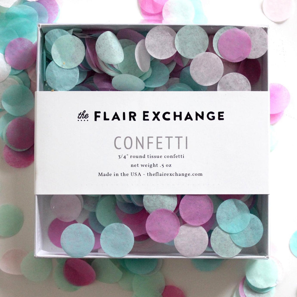 Confetti Candy Shoppe - 1 pza Confetti The Flair Exchange