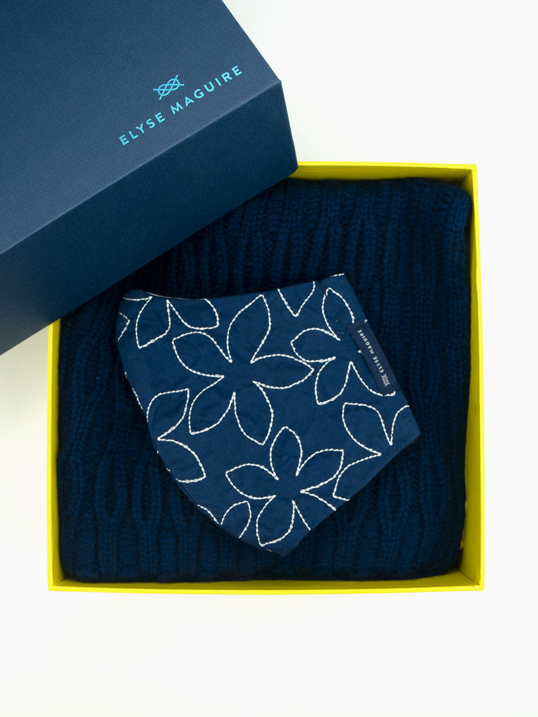 Knotty and Nice Gift Set, Cashmere