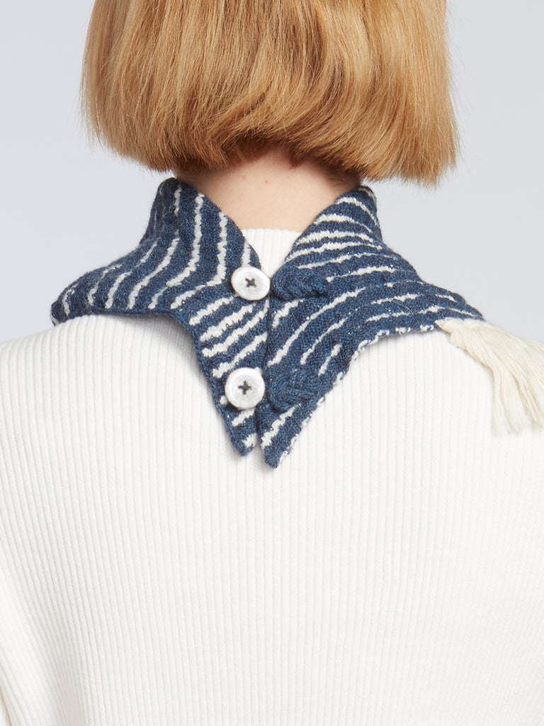 Best Fringe Scarves for Women | Easy-Tie Knitwear Accessory