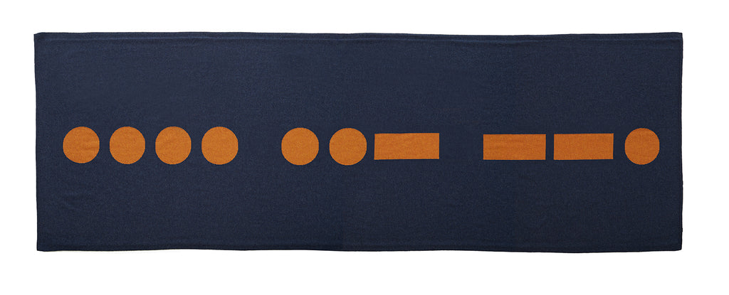 "Marconi ""HUG"" Travel Wrap – Navy"