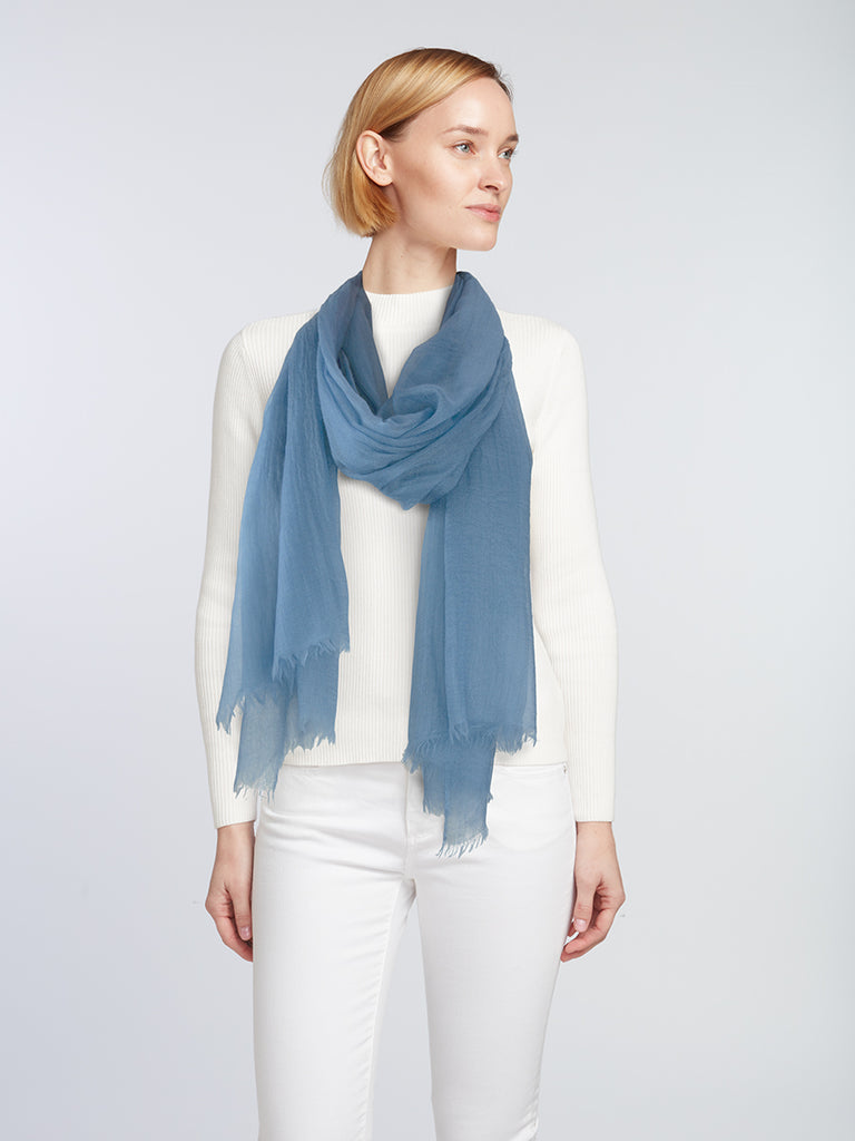The Cashmere Mist Wrap