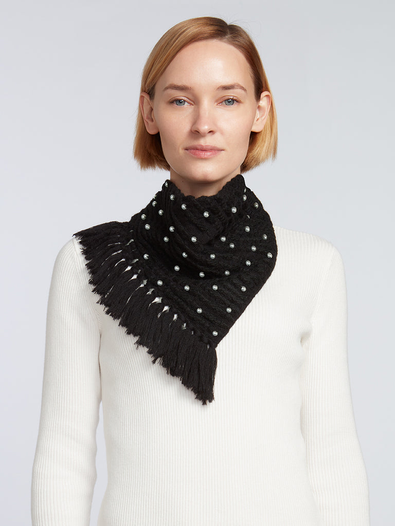 Luxury Winter Scarves 2020 - Best Online Designer Knitwear for Women
