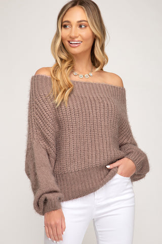 Uprise Stripe Knit Sweater