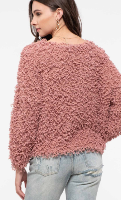 Jiffy Pop Sweater