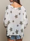 Lucky Star Pullover