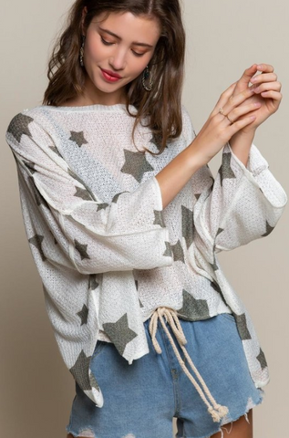 Patchwork Professional Sweater