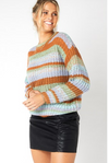 Carol Stripe Jumper