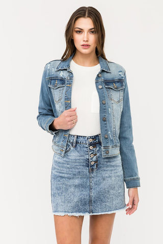 Simmer Over Medium Jeans