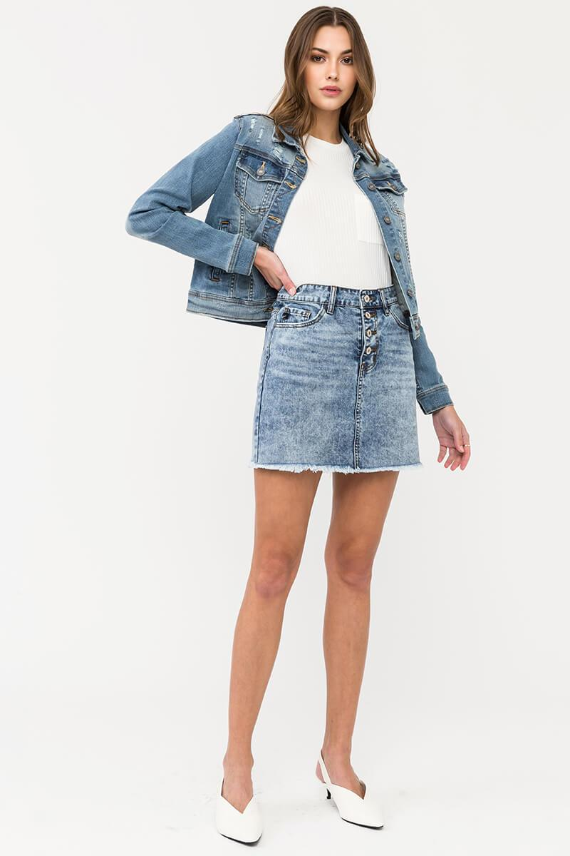 Horizon Denim Jacket
