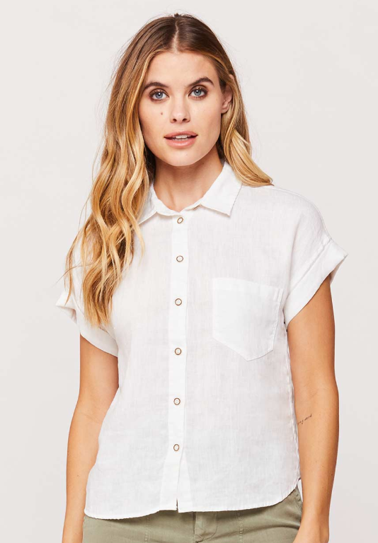 Ellyson Collared Blouse