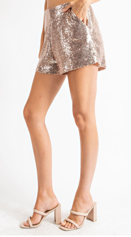 All That Glitters Shorts