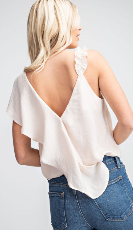 Draped in Love Top