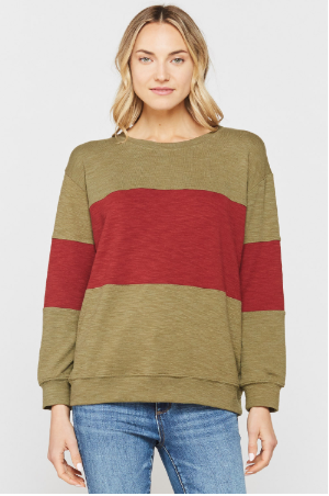 Highs and Lows Sweater