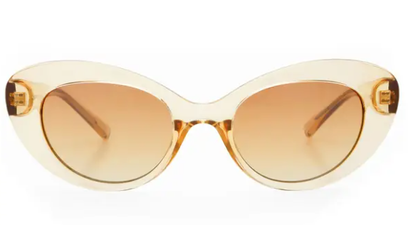 Kiki Sunglasses in Tan