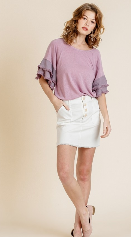 Sway and Fray Skirt