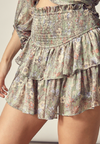 Floral and More Skirt