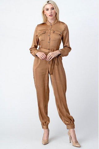 Easy Does It Jumpsuit