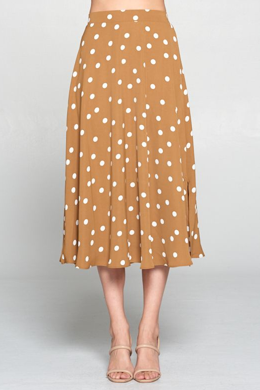 Pretty Woman Midi Skirt