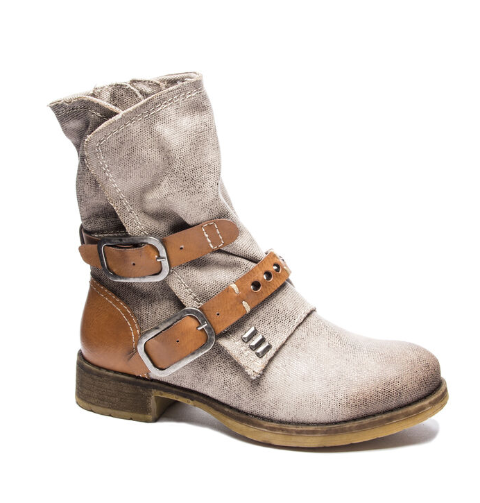 Tycen Canvas Boot