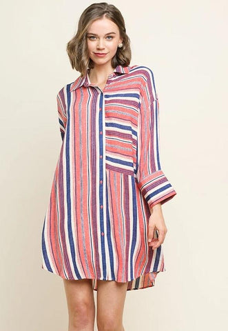 Shells And Whistles Shift Dress