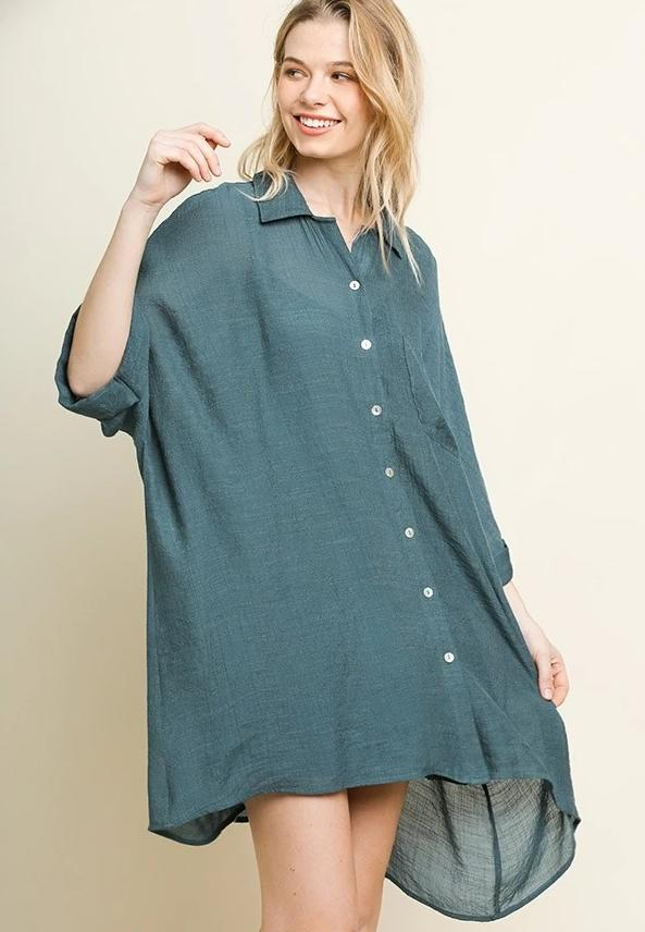 Easy Come Tunic