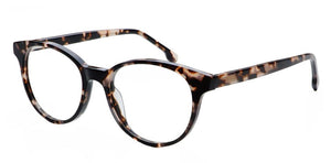 Elise Tortoise Blue Blocking Glasses