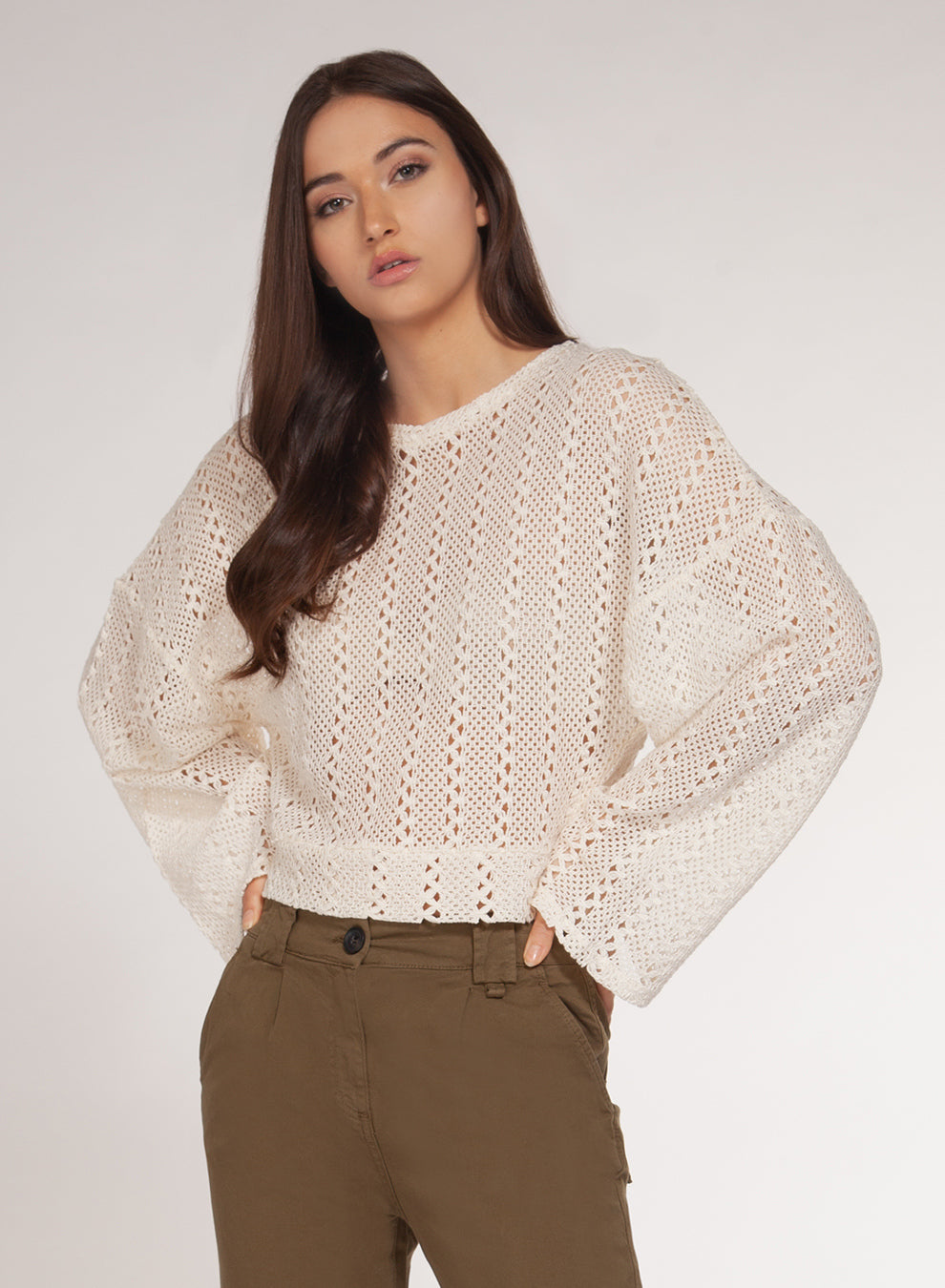 Feeling Flirty Sweater