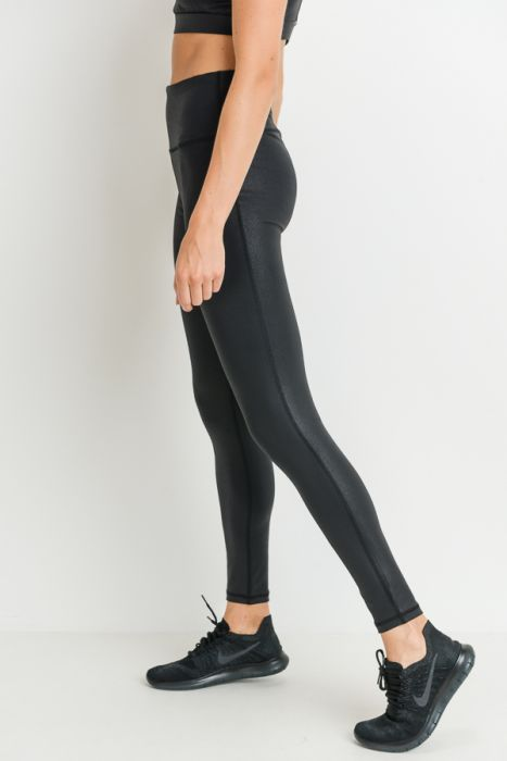 Foil Scale Legging