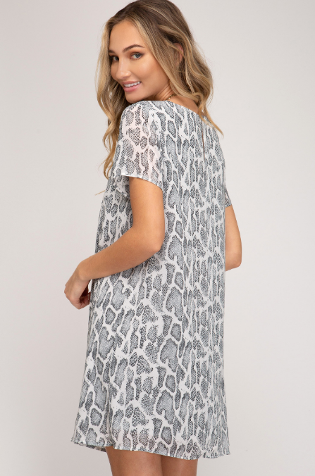Wild Summer Days Dress