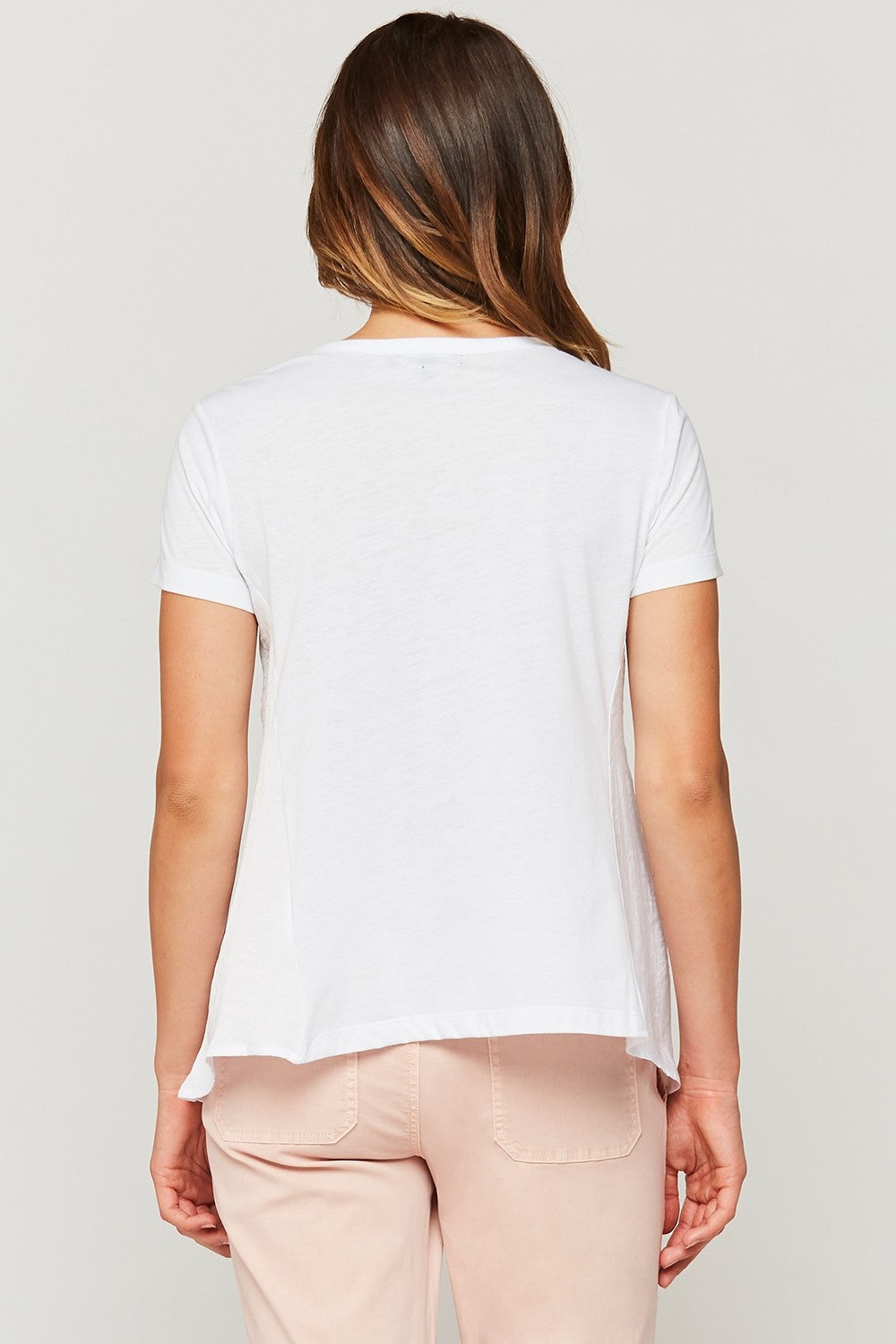 Harlan Short Sleeve Blouse