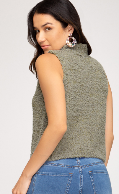 In-between Sweater Tank