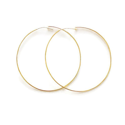 Pipa Large Hoops