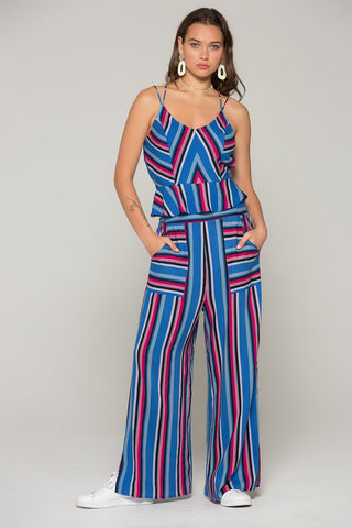 Twist Back Halter Dress