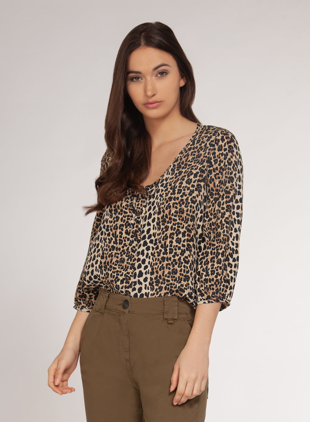 Wild About You Blouse